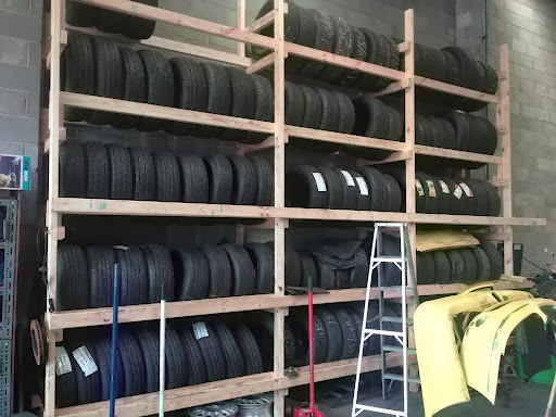 Hallam Auto Works Tyres